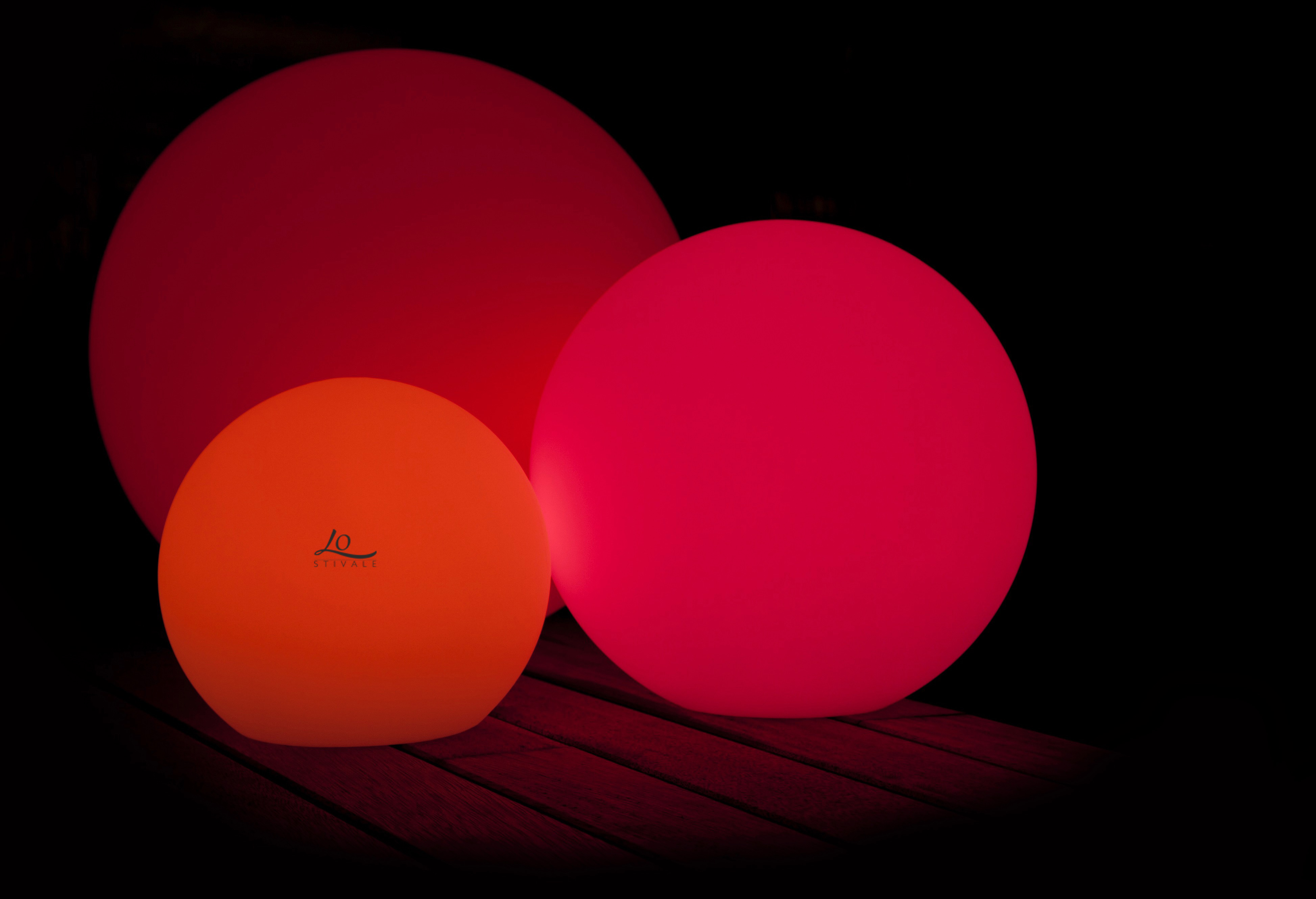 BALL 25 LAMPADA DA INTERNO / ESTERNO SENZA FILO
