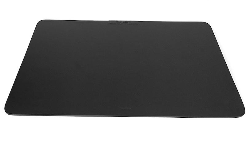Ascanio sottomano sottomano da scrivania in cuoio colore