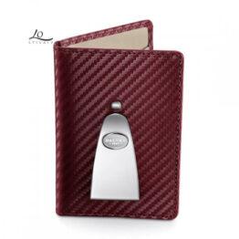 Dalvey 3260 Porta Carte di Credito e Fermasoldi con Clip