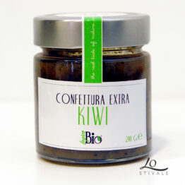 Confettura Di Kiwi Da Cultura Biologica 240g