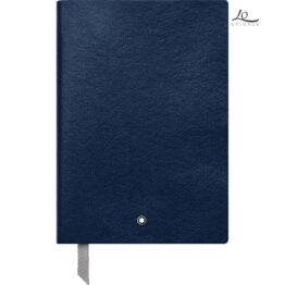 Montblanc 113593 notebook indigo