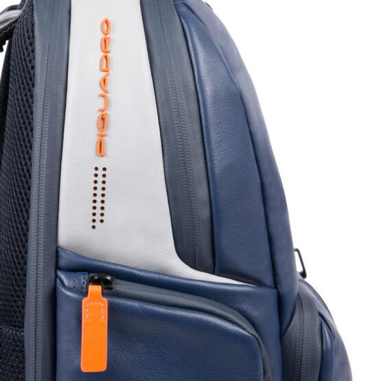 PIQUADRO CA4550UB00BM BLU ZAINO FAST-CHECK PORTA PC