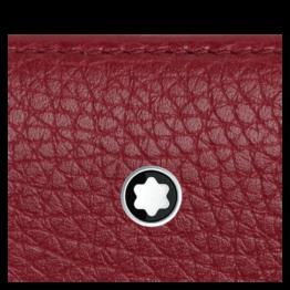 MONTBLANC 116972 Meisterstuck PORTAFOGLIO DONNA ROSSO Long Wallet