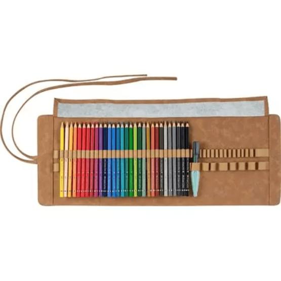 Faber castell 117530 rotolo matite colorate lostivale