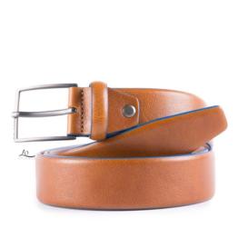 Piquadro cintura blue square
