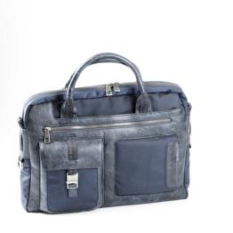 Piquadro ca1903fr blu borse da viaggio